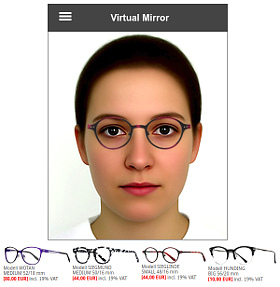 Virtual Mirror HTML5 Version 0.5.3