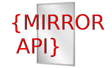 API of Virtual Mirror HTML5